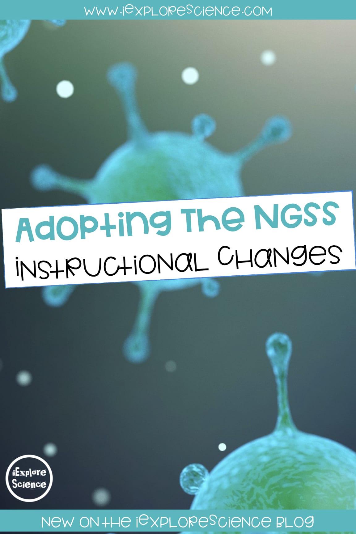 ngss teaching strategies